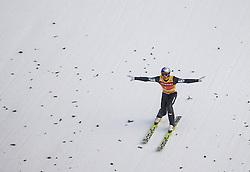 01.01.2013, Olympiaschanze, Garmisch Partenkirchen, GER, FIS Ski Sprung Weltcup, 61. Vierschanzentournee, Bewerb, im Bild zweiter Gregor Schlierenzauer (AUT) // second Place Gregor Schlierenzauer of Austria during Competition of 61th Four Hills Tournament of FIS Ski Jumping World Cup at the Olympiaschanze, Garmisch Partenkirchen, Germany on 2013/01/01. EXPA Pictures © 2012, PhotoCredit: EXPA/ Juergen Feichter