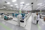Belo Horizonte_MG, Brasil.<br /> <br /> Centro de exames do Laboratorio Hermes Pardini em Belo Horizonte, Minas Gerais.<br /> <br /> Examination center of the Laboratorio Hermes Pardini in Belo Horizonte, Minas Gerais.<br /> <br /> Foto: LEO RUMOND / NITRO