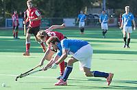 LISSE - Eerste ronde Bekerhockey om de KNHB Silvercup. HISALIS-HMHC HOORN (0-5) COPYRIGHT KOEN SUYK