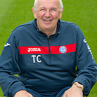 St Johnstone FC...Season 2011-12<br /> Tommy Campbell, Youth Development Manager<br /> Picture by Graeme Hart.<br /> Copyright Perthshire Picture Agency<br /> Tel: 01738 623350  Mobile: 07990 594431