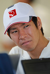 Motorsports / Formula 1: World Championship 2010, GP of Great Britain, 23 Kamui Kobayashi (JPN, BMW Sauber F1 Team),
