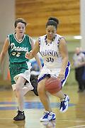 MCHS JV Girls Basketball..vs Greene..Second Period..December 7, 2004