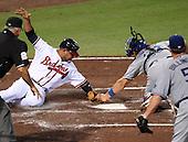 Dodgers v Braves 090211