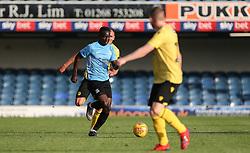 Elvis Bwomono of Southend United  on the ball - Mandatory by-line: Arron Gent/JMP - 24/07/2019 - FOOTBALL - Roots Hall - Southend-on-Sea, England - Southend United v Millwall - pre season friendly