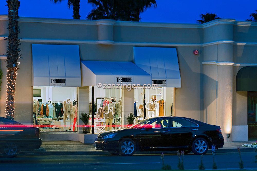 Theodore, Clothing Apparel, El Paseo Drive, Palm Desert, CA, Boutiques; famous; retailers; fashion; haute couture; shopping Coachella Valley; Desert;