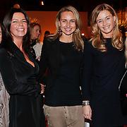 NLD/Amsterdam/20101116 - Boekpresentatie Erik Kusters, vlnr, Rosanna Kluivert - Lima, Corine Wielaard, Henriette Bergkamp -Ruizendaal, ............ , Yvonne Winter - Roose