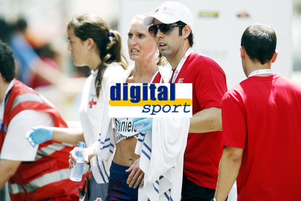 Friidrett, 31. juli  2010 ,<br /> EM Barcelona<br /> <br /> European Athletics Championships<br /> Barcelona<br /> <br /> <br /> maraton ,  Kjersti Danielsen , Norge<br /> <br /> Foto: Anders Hoven , Digitalsport