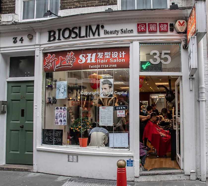 Boislim in London Chinatown Sweet Tooth Cafe and Restaurant at Newport Court and Garret Street on 15 June 2019, UK.