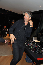 GEORGE LAMB at the Shopbop.com at Home event held at Neo Bankside, London on 15th September 2012.