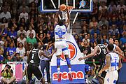 DESCRIZIONE : Campionato 2014/15 Dinamo Banco di Sardegna Sassari - Virtus Granarolo Bologna<br /> GIOCATORE : Shane Lawal<br /> CATEGORIA : Schiacciata Sequenza Controcampo<br /> SQUADRA : Dinamo Banco di Sardegna Sassari<br /> EVENTO : LegaBasket Serie A Beko 2014/2015<br /> GARA : Dinamo Banco di Sardegna Sassari - Virtus Granarolo Bologna<br /> DATA : 12/10/2014<br /> SPORT : Pallacanestro <br /> AUTORE : Agenzia Ciamillo-Castoria / Luigi Canu<br /> Galleria : LegaBasket Serie A Beko 2014/2015<br /> Fotonotizia : Campionato 2014/15 Dinamo Banco di Sardegna Sassari - Virtus Granarolo Bologna<br /> Predefinita :
