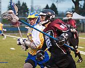 John Abbott College 2011 Regional Lacrosse versus Brebeuf