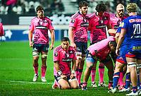Raphael LAKAFIA - 14.03.2015 - Stade Francais / Grenoble -  20eme journee de Top 14<br /> Photo : David Winter  / Icon Sport<br /> <br />   *** Local Caption ***