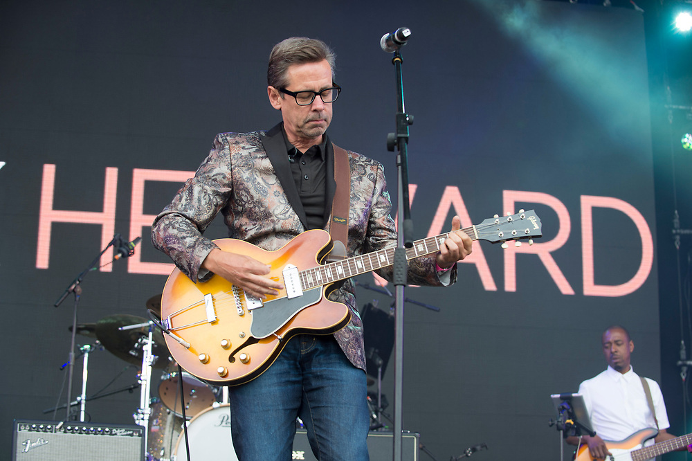 Nick Heyward in concert at Lets Rock Scotland, Dalkeith Country Park, Edinburgh, Great Britain 23rd June 2018