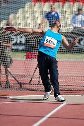 Jaideep, IND, Discus, F42, 2013 IPC Athletics World Championships, Lyon, France