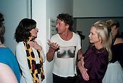 BELLA FREUD; JEREMY HEALEY; CAROLYN DAILY, Art Plus Music Party 2010. Whitechapel art Gallery.  To raise money for the gallery';s education and community programme. 22 April 2010.