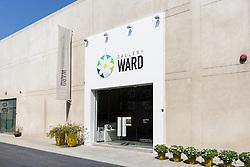 Ward Gallery in Al Quoz district in Dubai United Arab Emirates