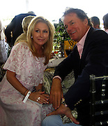 Kathy and Rick Hilton.Classic Horse Show.Bridgehampton, NY, USA.Sunday, September, 02, 2007.Photo By Celebrityvibe; .To license this image please call (212) 410 5354 ; or.Email: celebrityvibe@gmail.com;.