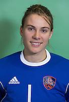 DELFT - Niki Bosman. Nederlands zaalhockeyteam dames voor EK in Minsk. COPYRIGHT KOEN SUYK