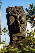 Tiki, Kalapana, Puna, The Big Island of Hawaii