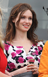 Sophie Ellis Bexter at  Ladies Day at Glorious Goodwood, Thursday, 2nd August 2012 Photo by: Stephen Lock / i-Images