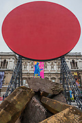 Symphony for my Beloved Daughter, 2018, by Anish Kapoor. Royal Academy celebrates its 250th Summer Exhibition, and to mark this momentous occasion, the exhibition is co-ordinated by Grayson Perry RA.