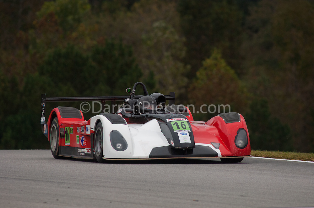 #16 Performance Tech Cooper Prototype Lite: Guy Laporte