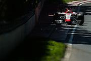 June 5-7, 2015: Canadian Grand Prix: Will Stevens (GBR) Manor Marussia F1 Team