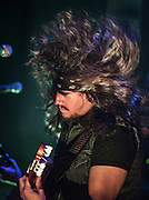 Metalachi band playing at Harlow's in Sacramento, April 3, 2016.