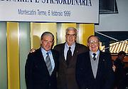 XXXII Assemblea Generale Montecatini 1999