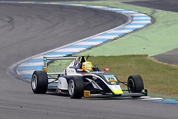 Kim Luis Schramm (GER) (US Racing) beim ADAC Formel 4 Rennen am Hockenheimring.  / 300916<br /> <br /> <br /> ***ADAC Formula 4 race on October 1, 2016 in Hockenheim, Germany.***