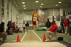 D1 Women's Pent Long Jump