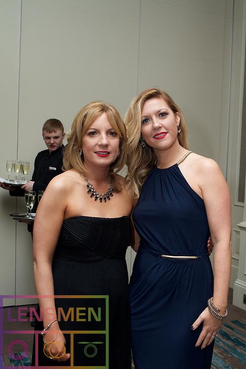 Louise Costello and Carol Fagan, both of the Hilton, Dublin Airport.
