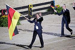 Openingceremony: Team Germany<br /> World Equestrian Games Lexington - Kentucky 2010<br /> © Dirk Caremans