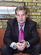n/z.: Agent pilkarski Jan De Zeeuw (Holandia) reprezentuje interesy bramkarza Jerzego Dudka podczas pobytu w Liverpoolu , sezon 2001/2002 , pilka nozna , Anglia , Liverpool , 12-12-2001 , fot.: Adam Nurkiewicz / mediasport....Soccer's agent Jan De Zeeuw (Holland) represents goalkeeper Jerzy Dudek . December 12, 2001 ; season 2001/2002 , football , England , Liverpool ( Photo by Adam Nurkiewicz / mediasport )