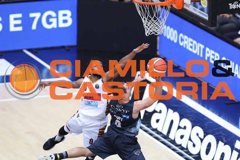Craft Aaron, Dolomiti Energia Trentino vs Umana Reyer Venezia LBA Serie A Playoff Finale gara 3 stagione 2016/2017 Pala Trento, Trento 14 giugno 2017