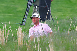 May 19, 2019 - Farmingdale, NY, U.S. - FARMINGDALE, NY - MAY 19:  Chez Reavie of the United States on the 18th hole during the final round of the 2019 PGA Championship at the Bethpage Black course with a score of 8 under par on May 19, 2019 in Farmingdale, New York.(Photo by Rich Graessle/Icon Sportswire) (Credit Image: © Rich Graessle/Icon SMI via ZUMA Press)