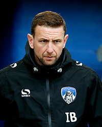 Oldham Athletic Assistant Manager Ian Baraclough - Mandatory by-line: Matt McNulty/JMP - 15/04/2017 - FOOTBALL - Boundary Park - Oldham, England - Oldham Athletic v Bolton Wanderers - Sky Bet League 1