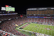 The San Francisco 49ers host the Arizona Cardinals at Levi's Stadium in Santa Clara, Calif., on October 6, 2016. (Stan Olszewski/Special to S.F. Examiner)