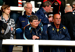 Worcester Warriors fans at Newcastle Falcons - Mandatory by-line: Robbie Stephenson/JMP - 01/09/2017 - RUGBY - Kingston Park - Newcastle upon Tyne, England - Newcastle Falcons v Worcester Warriors - Aviva Premiership