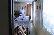 Palermo, family groups living  in a house-container of the Municipality of Palermo  since seven years, after being  evicted from their own home.<br /> Palermo, gruppi di famiglie  vivono  da circa sette anni in un campo containers del comune di Palermo, dopo avere  subito uno sfratto.