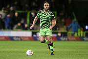 Forest Green Rovers Farrend Rawson(6) during the EFL Sky Bet League 2 match between Forest Green Rovers and Carlisle United at the New Lawn, Forest Green, United Kingdom on 28 January 2020.