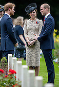 Royals Somme 100th Anniversary