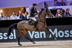 Van Der Vleuten Maikel, NED, Verdi TN<br /> JIM Maastricht 2019<br /> Van Mossel Prix<br /> © Dirk Caremans<br />  09/11/2019