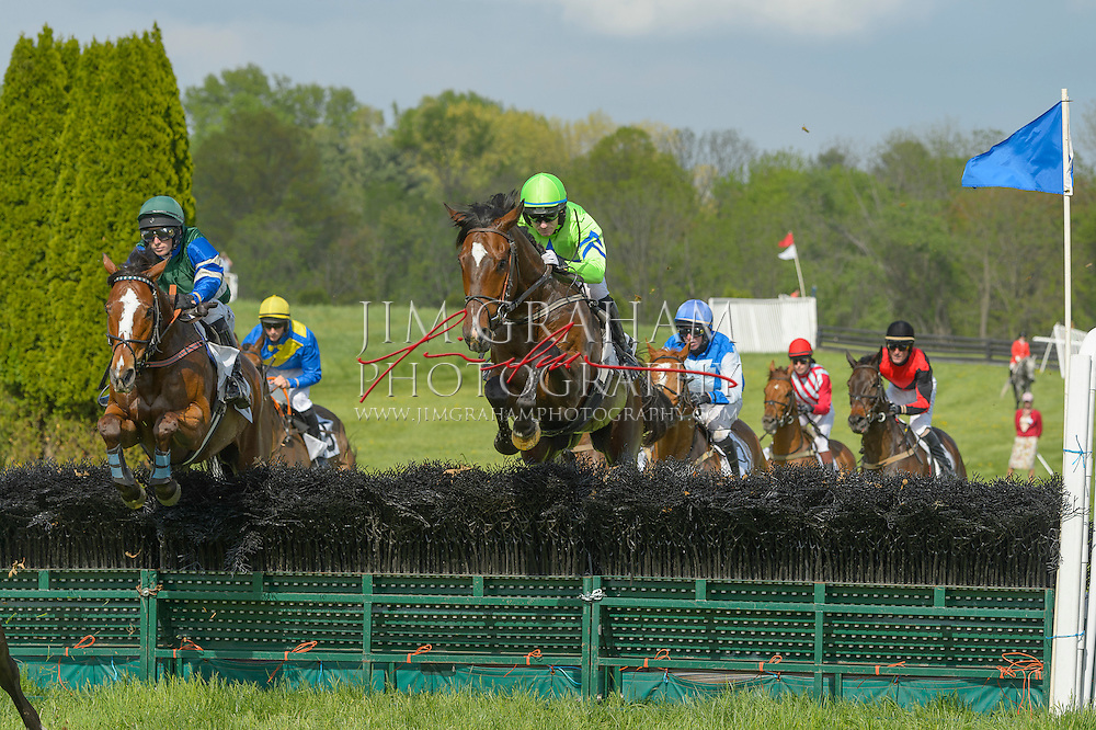 at the Willowdale Steeplechase In Kennett Square, Pa., 10 May 2015. Photography by Jim Graham
