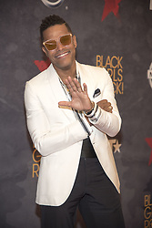 August 6, 2017 - New Jersey, U.S - MAXWELL, at the Black Girls Rock 2017 red carpet. Black Girls Rock 2017 was held at the New Jersey Performing Arts Center in Newark New Jersey. (Credit Image: © Ricky Fitchett via ZUMA Wire)