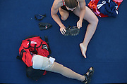 Rio de Janeiro, 14 Agosto de 2007..Atletas disputam natacao nos jogos parapan 2007....FOTO: MARCUS DESIMONI / AGENCIA NITRO...