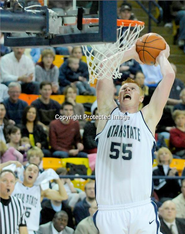 Utah State men's basketball vs Hawai'i