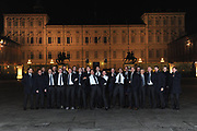 DESCRIZIONE : Torino Coppa Italia Final Eight 2011 Raduno Arbitri Referee<br /> GIOCATORE : referee arbitro <br /> SQUADRA : Aiap<br /> EVENTO : Agos Ducato Basket Coppa Italia Final Eight 2011<br /> GARA : <br /> DATA : 09/02/2011<br /> CATEGORIA : referee arbitro Piazza Castello squadra<br /> SPORT : Pallacanestro<br /> AUTORE : Agenzia Ciamillo-Castoria/C.De Massis<br /> Galleria : Final Eight Coppa Italia 2011<br /> Fotonotizia : Torino Coppa Italia Final Eight 2011 Raduno Arbitri Referee<br /> Predefinita :