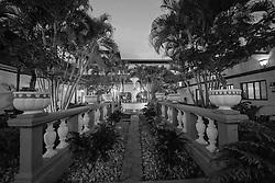 Courtyard in Granada, Nicaragua