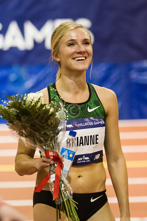 The 108th Millrose Games Track & Field: Brianne Theisen-Eaton